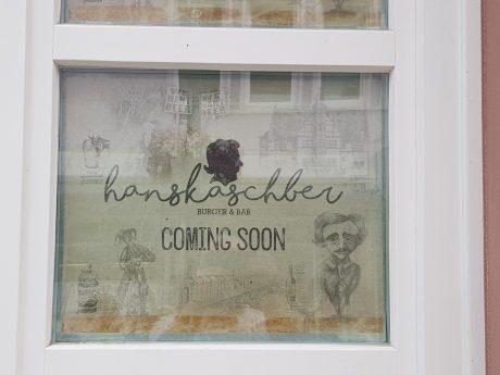 Ein neuer Burgerladen eröffnet in Schweinfurt. Foto: Dirk Flieger
