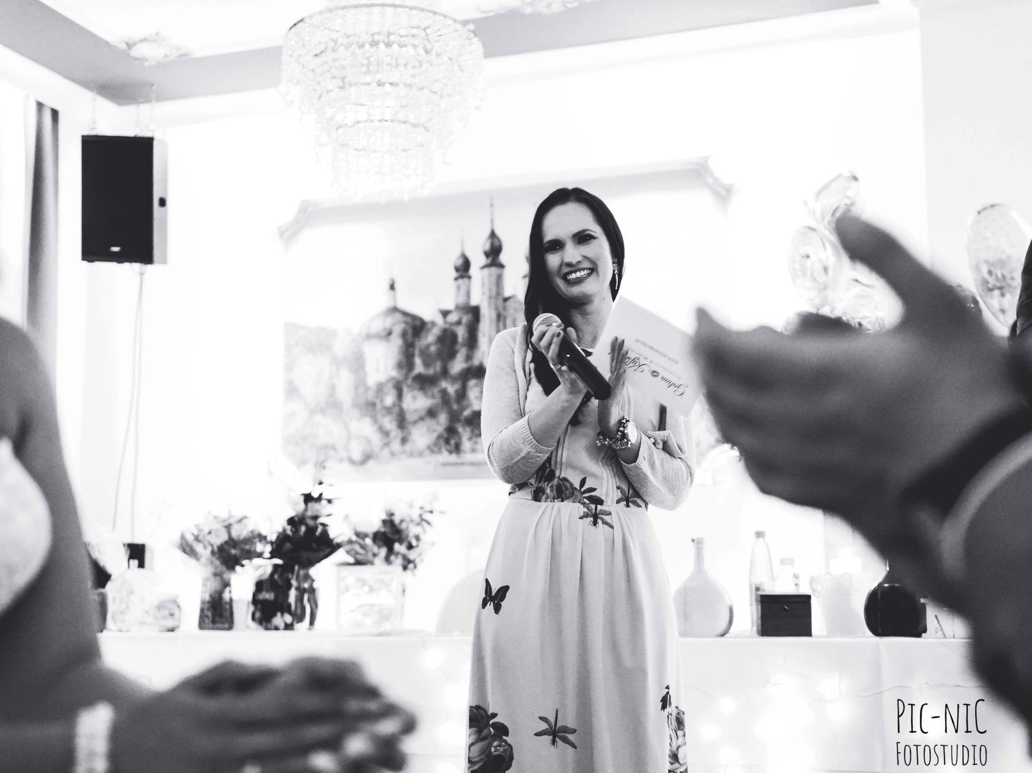 Galina ist auf jeder Hochzeit von den emotionalen Augenblicken geflasht. Foto: Pic-Nic Fotostudio