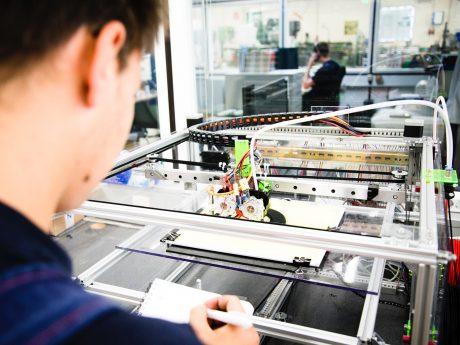 NGG Azubi 3D-Drucker