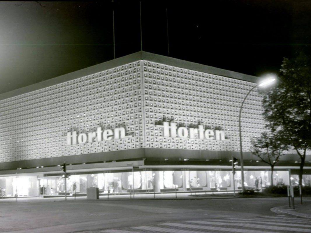 Das Horten war für viele Schweinfurter ein Highlight. Foto: Willi Hobner