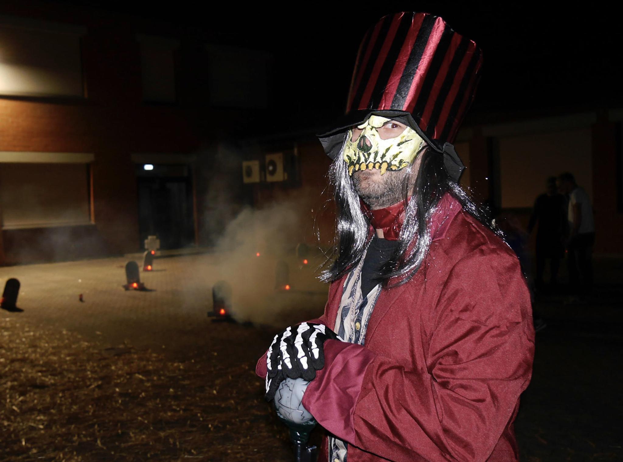 Die Horror Night im letzte Jahr. Foto: Uwe Eichler.