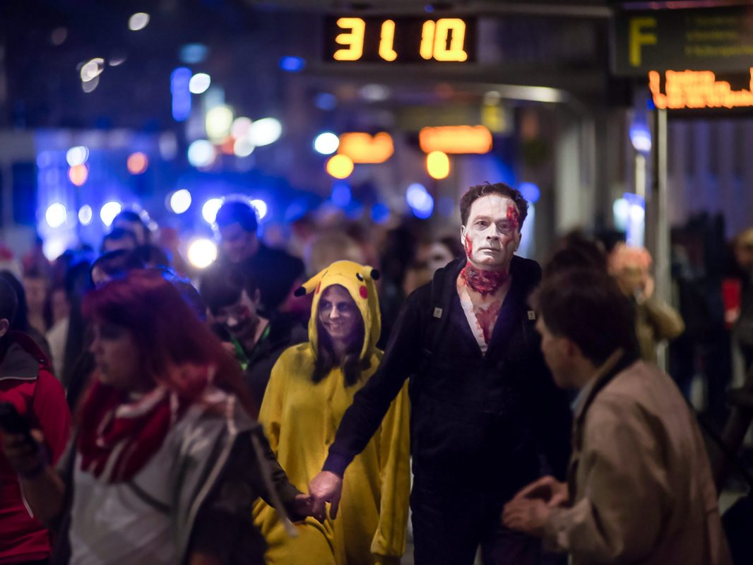Halloween. Foto: Pascal Höfig