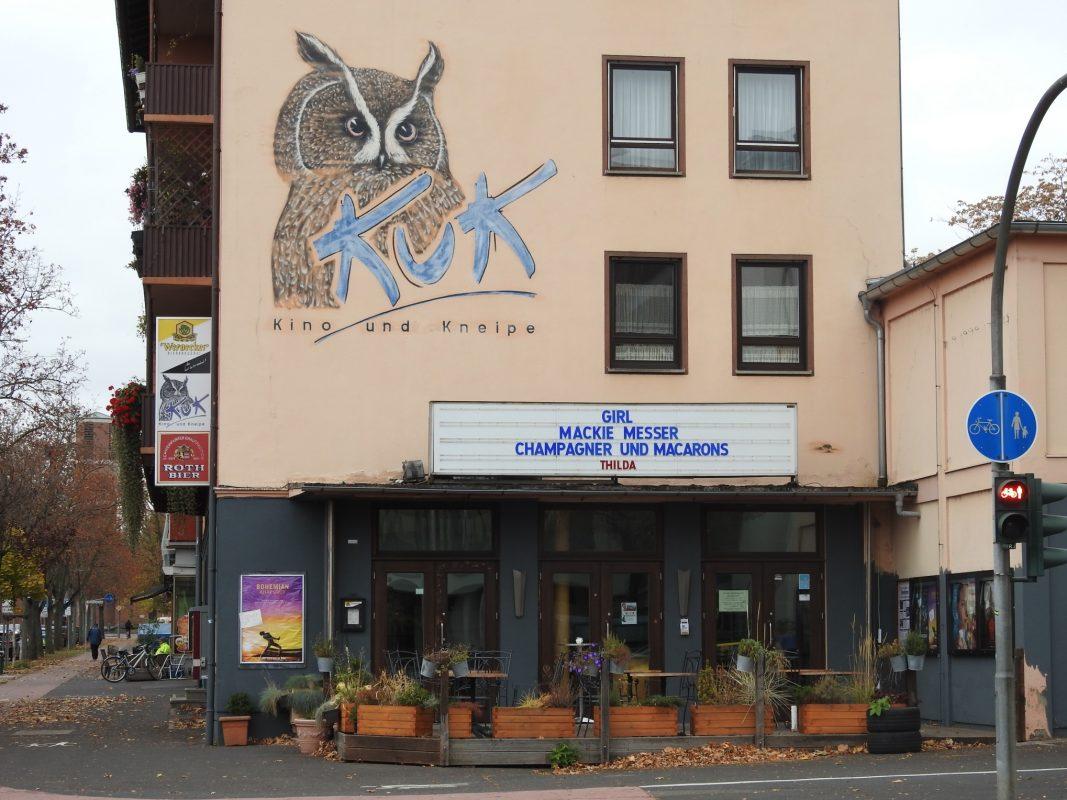 KuK Filmtheater in Schweinfurt. Foto: Dirk Flieger