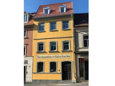 Aus der Traditionsgaststätte Haberkasten ist ein Wohnhaus geworden. Foto: Brauerei Roth