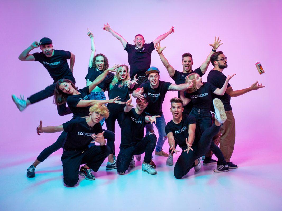 Das Team der DDC Factory. Foto: Raphael Götz, DDC