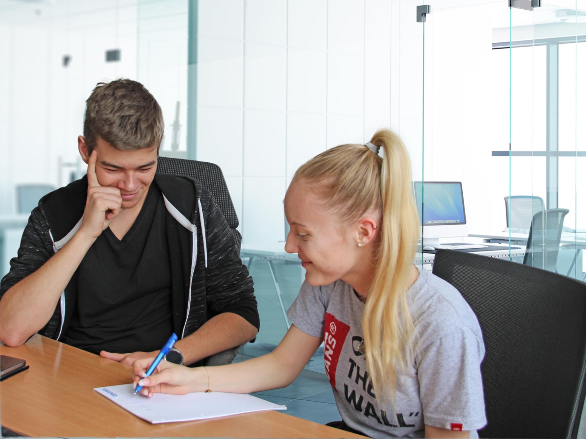 Uponor bietet vielfältige Weiterbildungsmöglichkeiten und Karrierechancen. Foto: Uponor