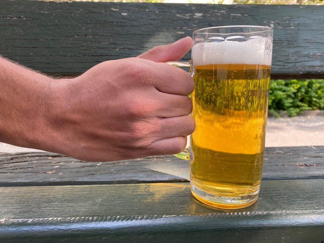 Symbolbild Bier. Foto: Jessica Hänse