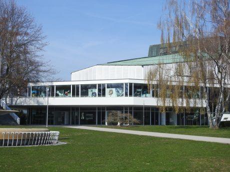 Das Theater Schweinfurt. Foto: Dirk Flieger