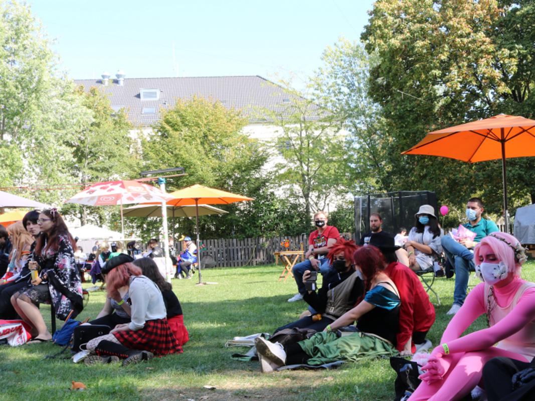 Die CHISANA findet 2020 als Outdoorveranstaltung statt. Foto: Kommunale Jugendarbeit Stadt Schweinfurt