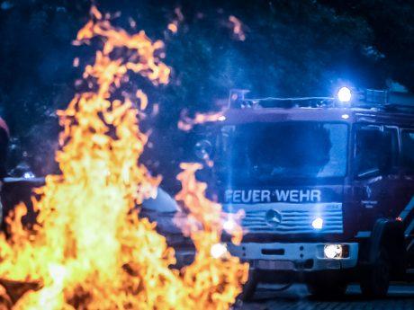 Feuerwehr im Einsatz. Symbolfoto: Pascal Höfig