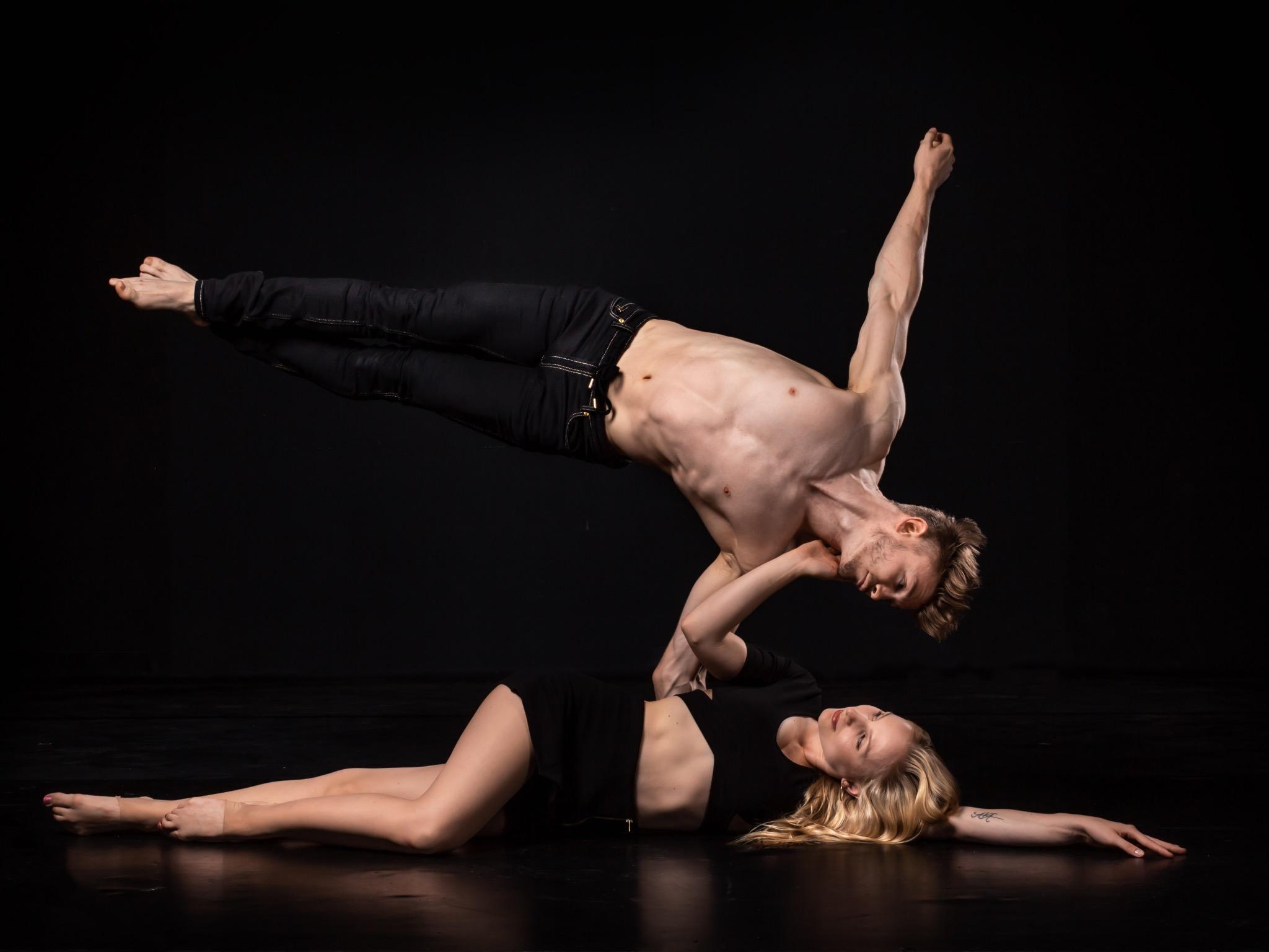 Kira und Michi sind auch privat ein Duo. Foto: Raphael Götz / DDC Entertainment