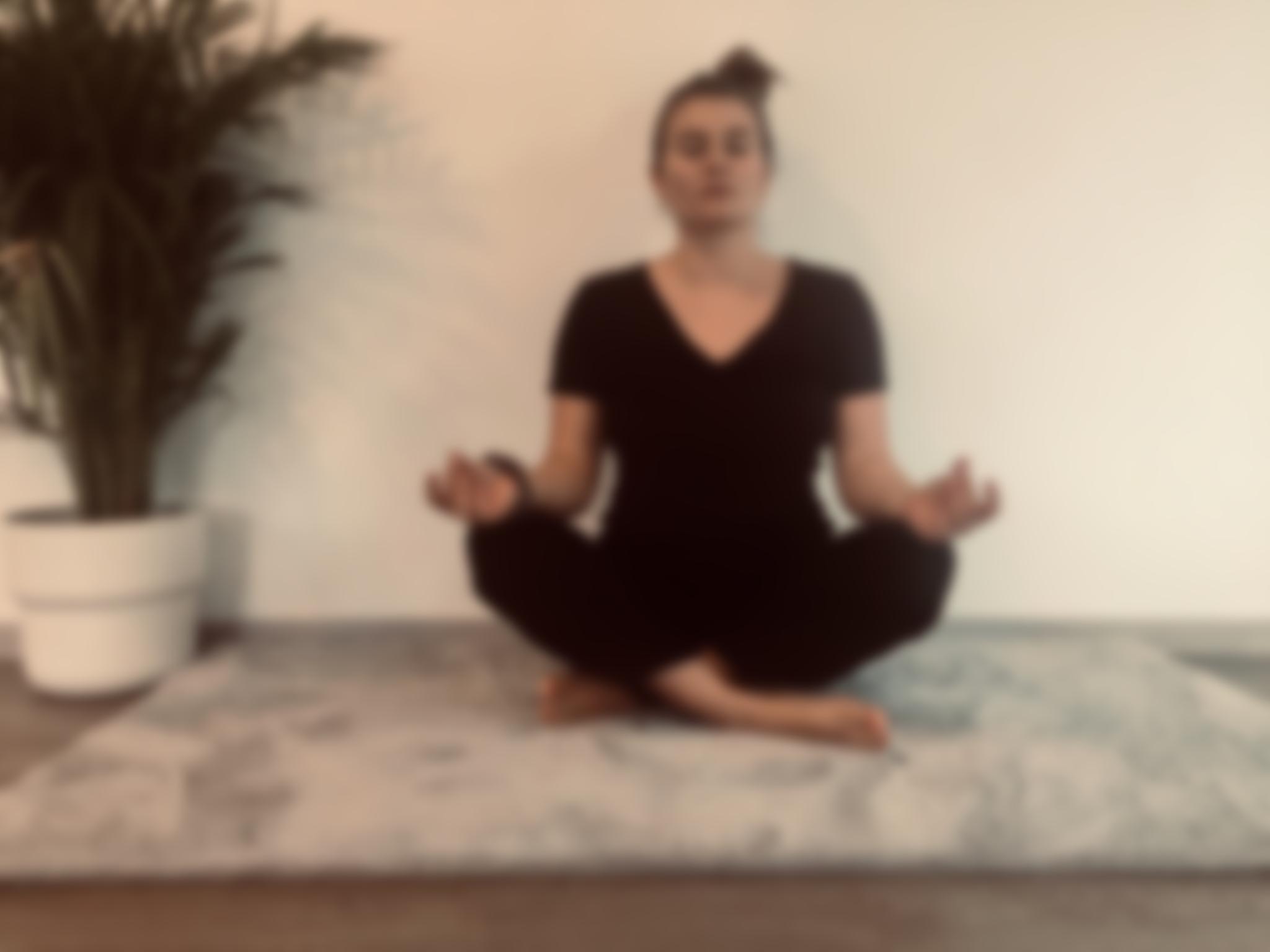 Yoga. Symbolfoto: Selina Dietrich