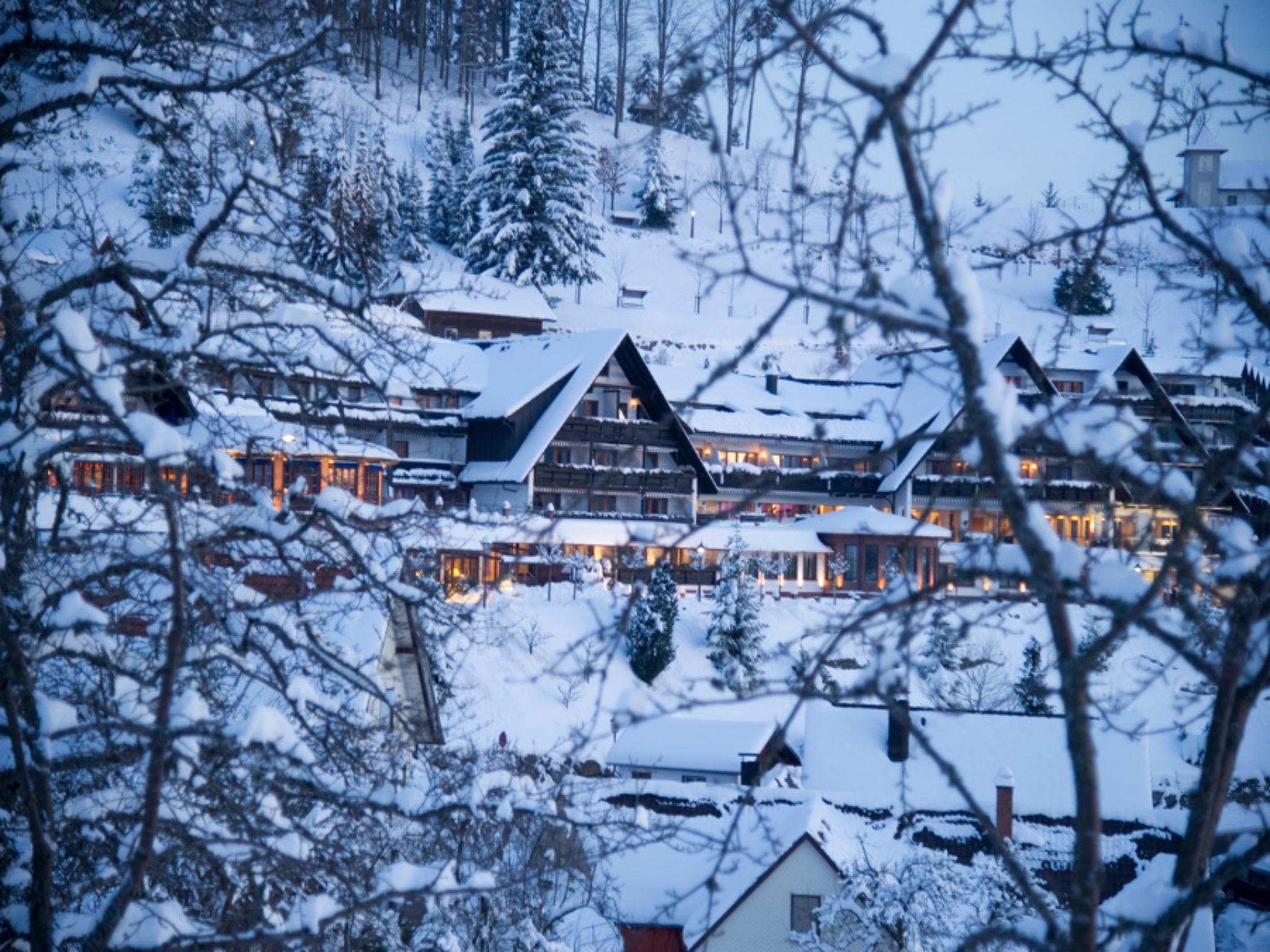 Leckeres Essen im 2-Sterne-Michelin-Restaurant mitten im Schwarzwald genießen. Foto: Relais & Châteaux Hotel Dollenberg