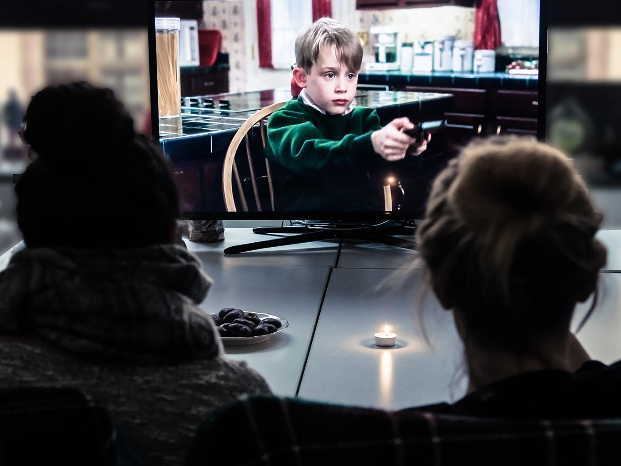 Was gibt es schöneres als in der Weihnachtszeit Weihnachtsfilme zu schauen? Foto: Pascal Höfig