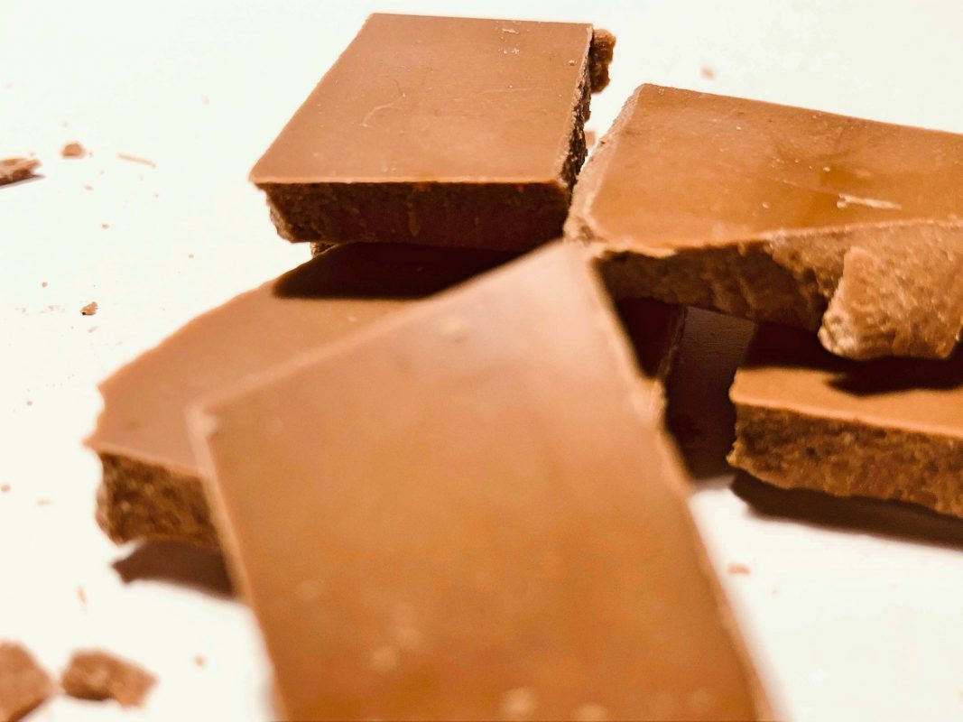 Symbolbild Schokolade. Foto: Katharina Kraus
