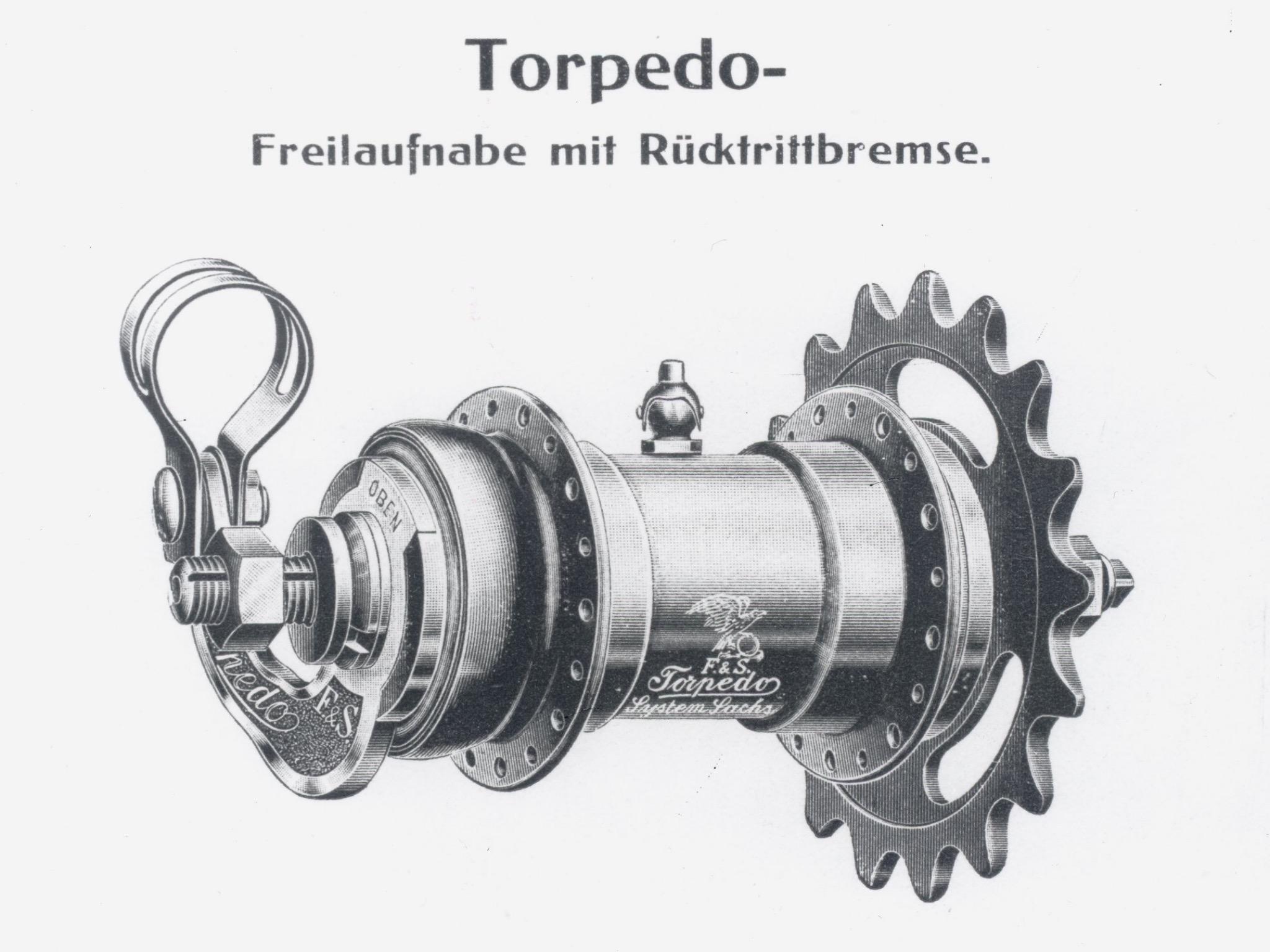Mit der Torpedo-Freilaufnabe gelang ZF Schweinfurt 1903 der Aufstieg. Nun muss sich der Konzern in der E-Mobilität beweisen! Foto: ZF Schweinfurt