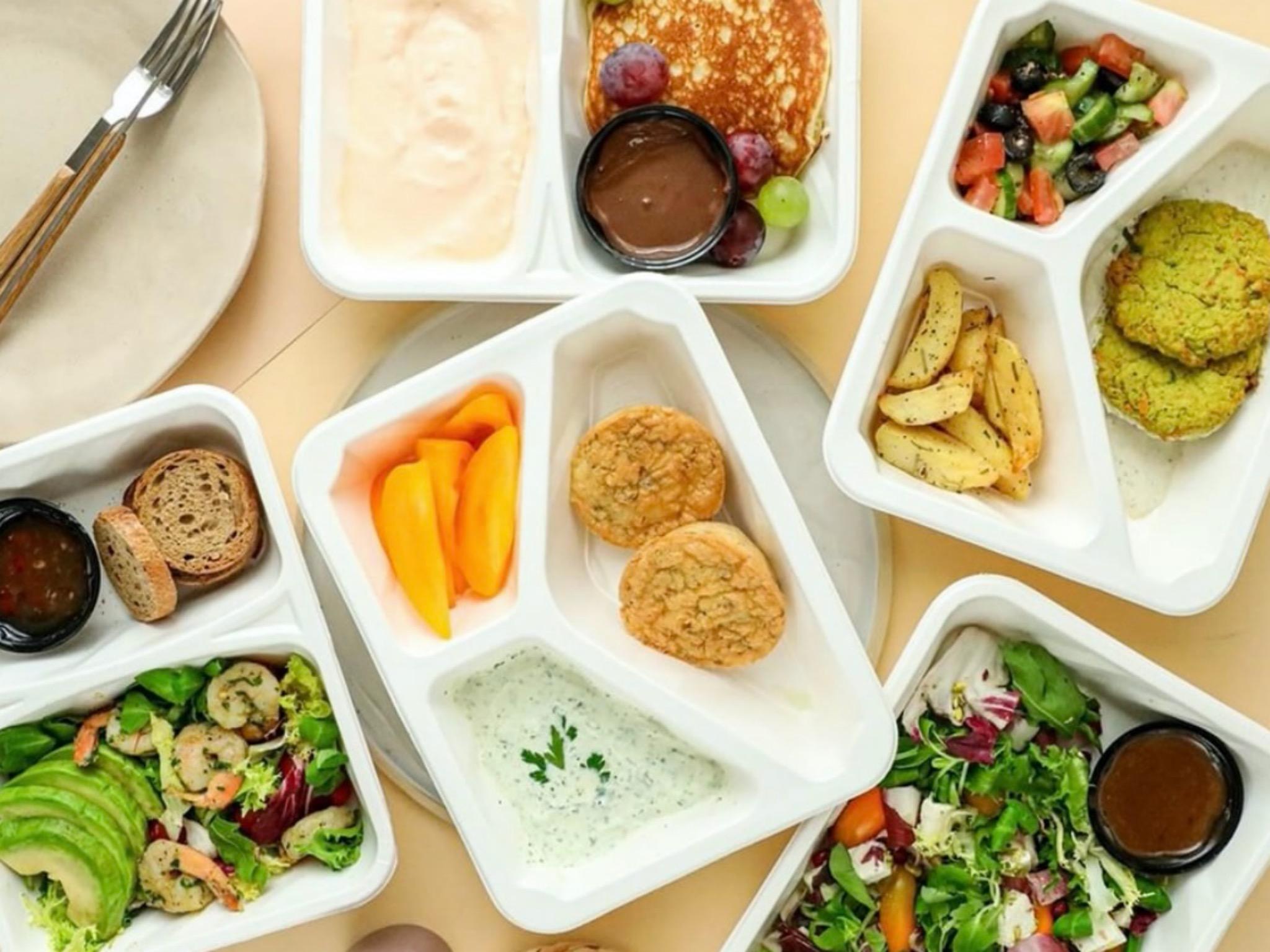 """Gesund essen und gleichzeitig Zeit sparen: Diese Faktoren möchte Dennis mit """"Fresh Leaf"""" vereinen. Foto: Fresh Leaf"""