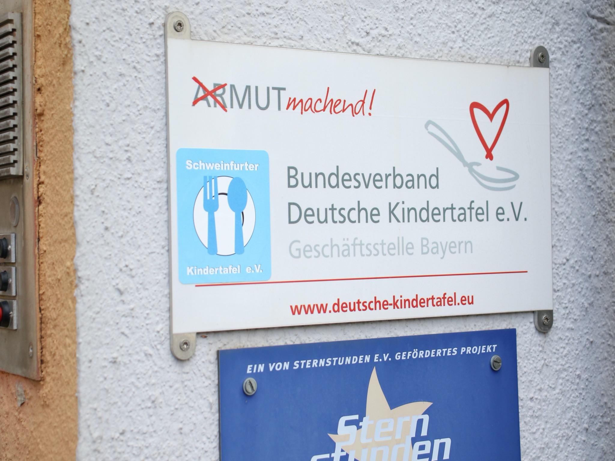 Die Schweinfurter Kindertafel gibt es schon mehr als 12 Jahre. Foto: Schweinfurter Kindertafel e.V.