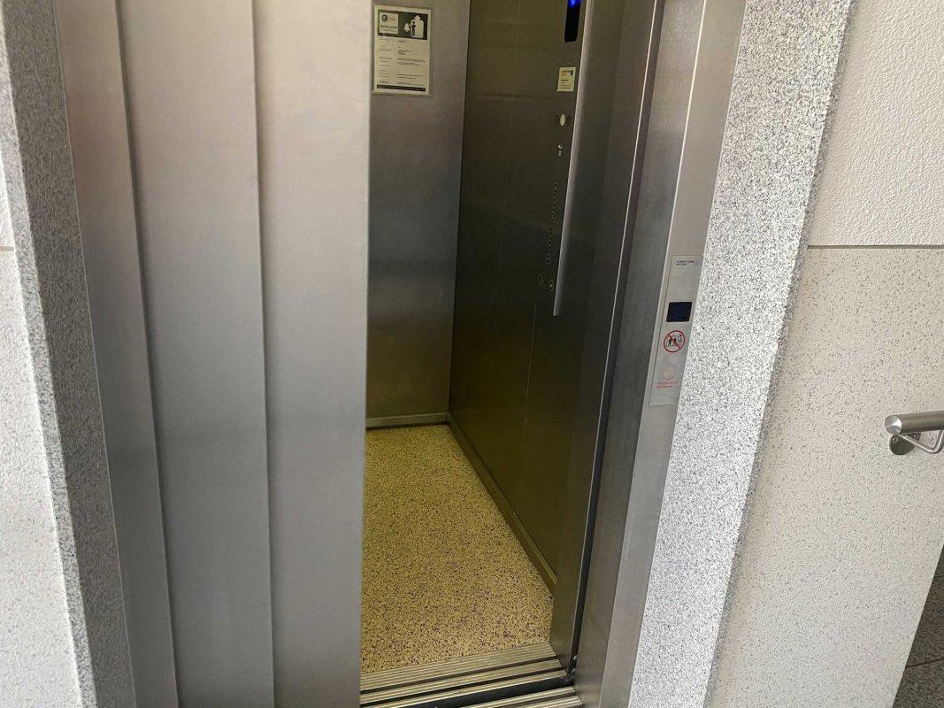 Aufzug. Symbolfoto: Katharina Kraus