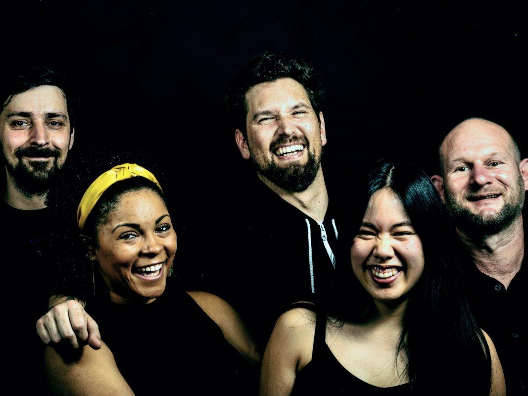 Die Band Sondermarke. Foto: Sondermarke
