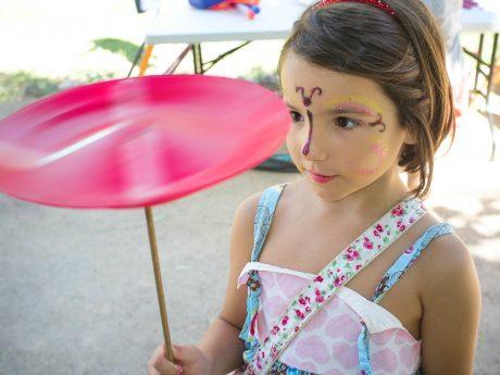 Am Zirkusprojekt ZappZarap teilnehmen. Foto: Getty Images/jgaunion