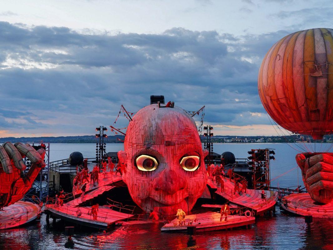 Die Bregenzer Festspiele rufen! Foto: Bregenzer Festspiele / Karl Forster