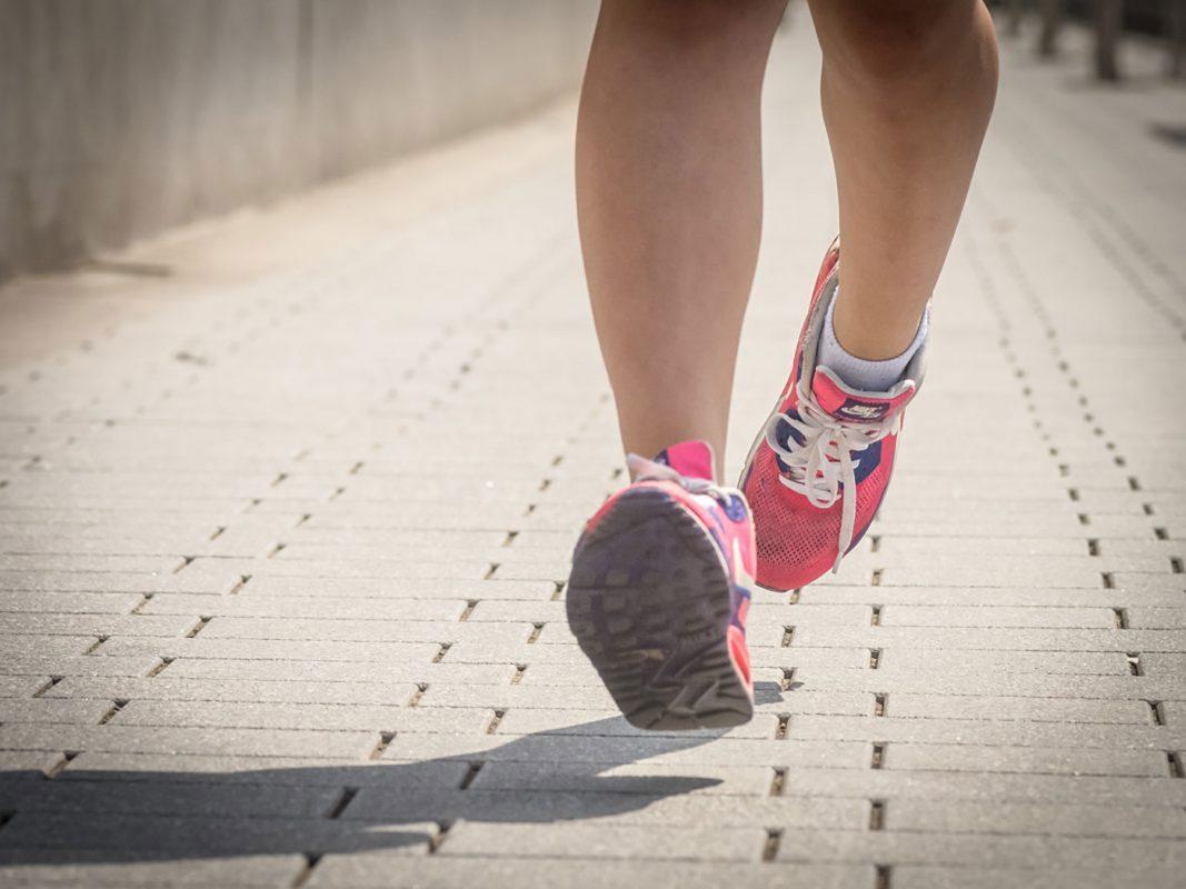 Jetzt fit werden und Kilometer sammeln! Foto: Pascal Höfig