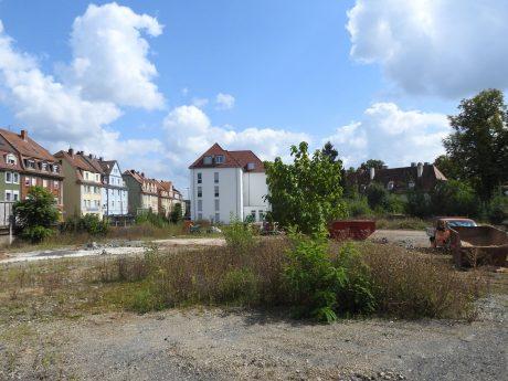 Das Tasch-Gelände in Schweinfurt. Foto: Dirk Flieger