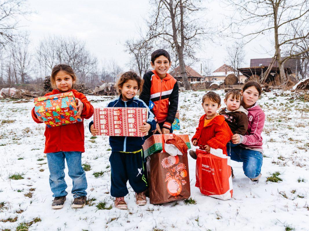 Um die 400.000 Päckchen werden jährlich an Bedürftige verteilt. Foto: Samaritan´s Purse
